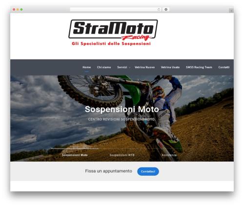 WP theme Mechanic - stramoto.com