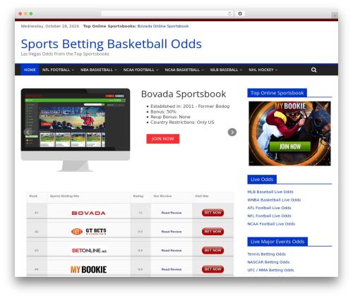 ColorMag theme free download - sportsbettingbasketballodds.com