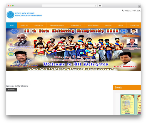 SKT Toothy WordPress free download - tamilnadukickboxing.com