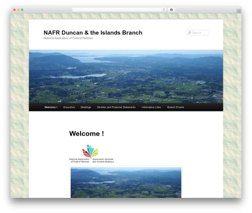 Twenty Eleven WordPress template free download - fsnacoastal.com