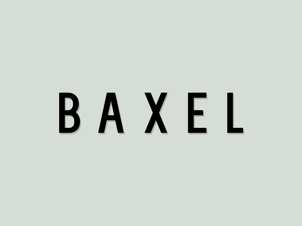 Baxel WordPress blog template
