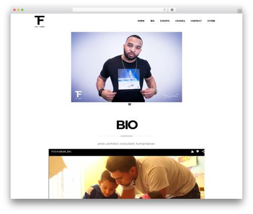 Inside Theme WordPress theme - tito-fabian.com
