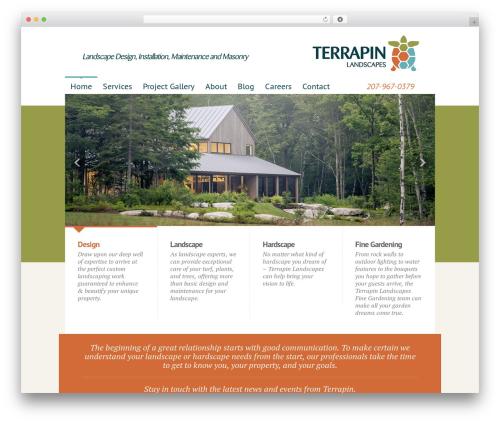 Free WordPress Responsive Lightbox & Gallery plugin - terrapinlandscapes.com