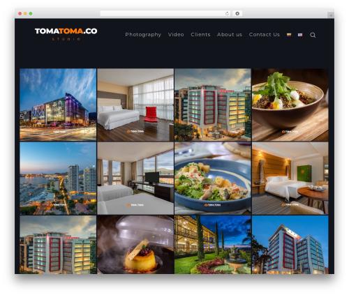 SohoPRO WordPress video theme - tomatoma.co
