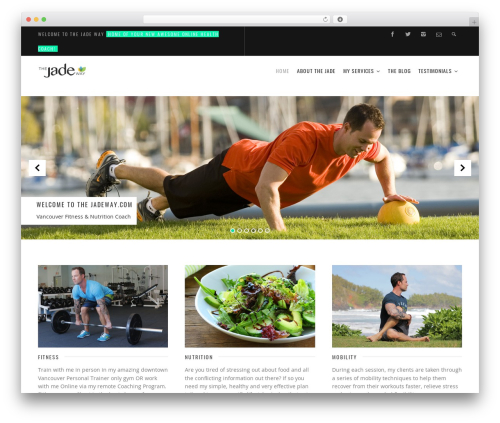 Free WordPress WP-PageNavi plugin - thejadeway.com