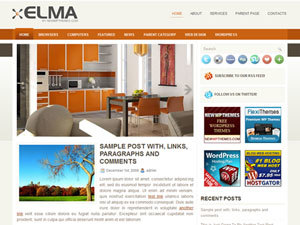 Theme WordPress Elma