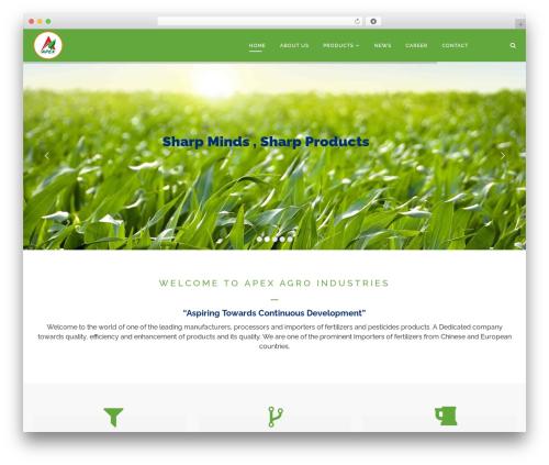 WordPress stmegamenu plugin - apexagroindustries.com