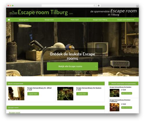 Catering WP template - escaperoomtilburg.com