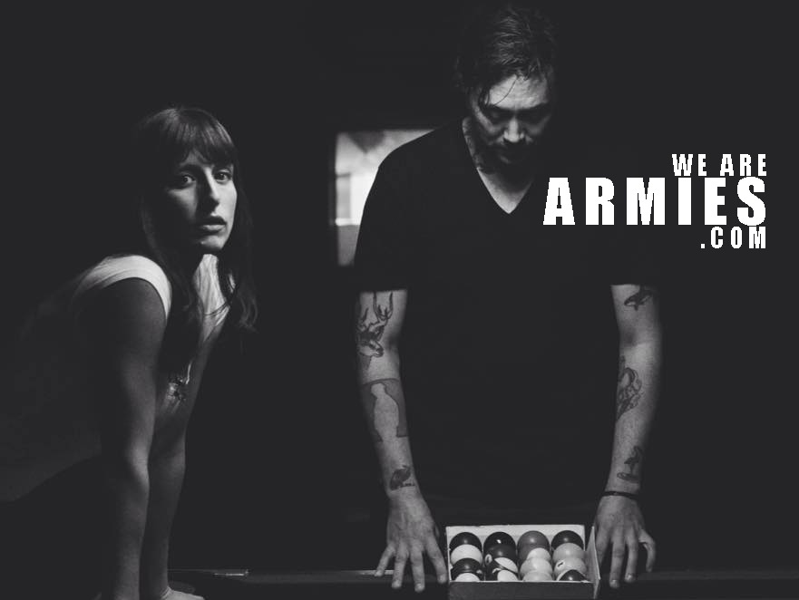 Best WordPress theme WE ARE ARMIES