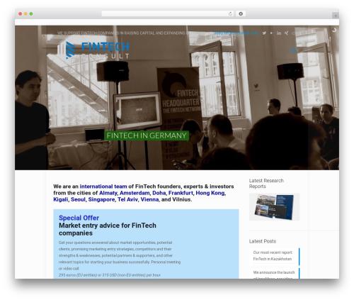 WP template Betheme - fintech-consult.com