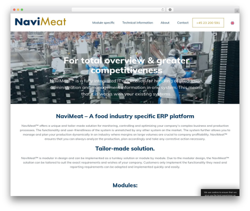 WP template OnlinePlus Framework - navimeat.com