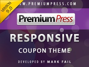 WP theme Coupon Theme