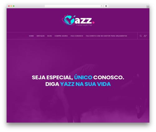 WP theme Movedo - yazzpopmarketing.com