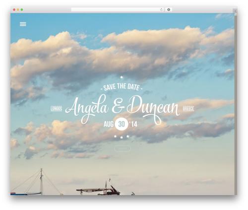 East Java template WordPress - angdunx.com