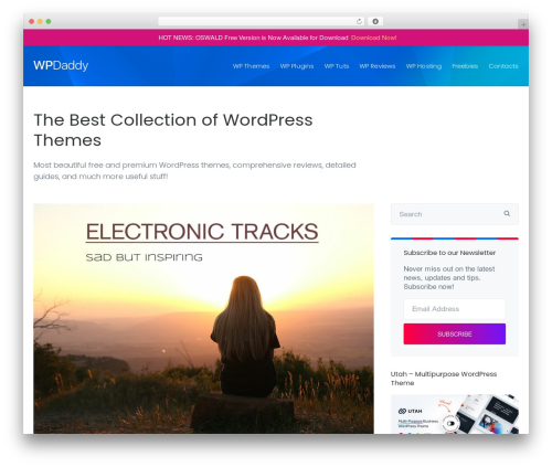 Free WordPress Top 10  – Popular posts plugin for WordPress plugin - wpdaddy.com