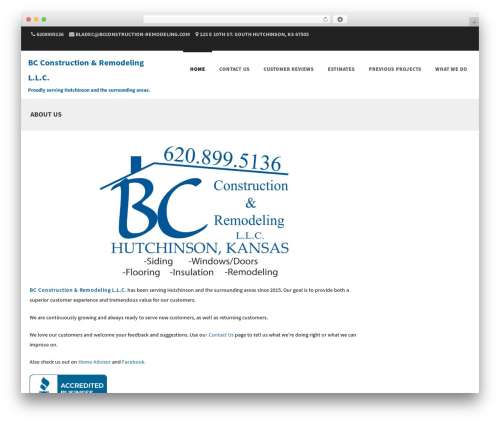 Formation free WP theme - bcconstruction-remodeling.com