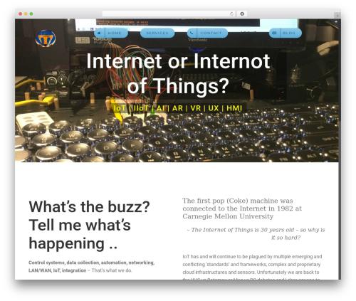 Theme WordPress Avada - steampunkpi.com