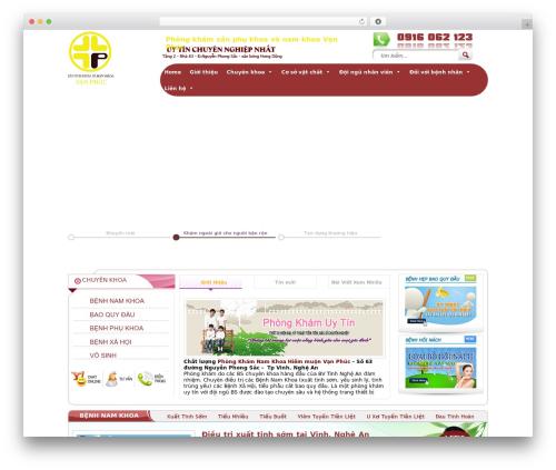 Free WordPress Live Chat with Facebook Messenger plugin - phongkhamvanphuc.com