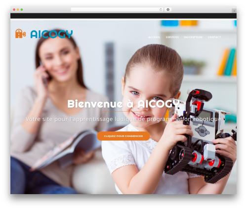 Sydney Pro Child WordPress theme - aicogy.com