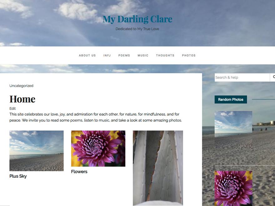 Barletta Clare WordPress travel theme