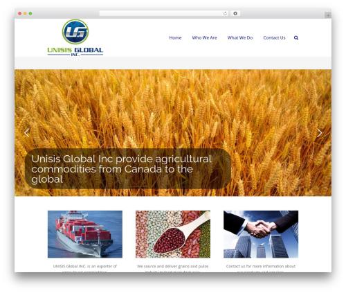 Impreza | Shared By Themes24x7.com WordPress page template - unisisglobal.com