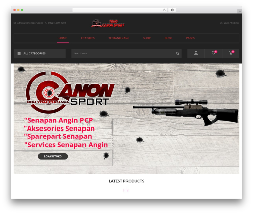 Puca WP template - canonsport.com