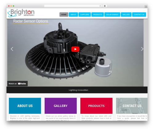 Free WordPress WP Simple Galleries plugin - brightonsol.com