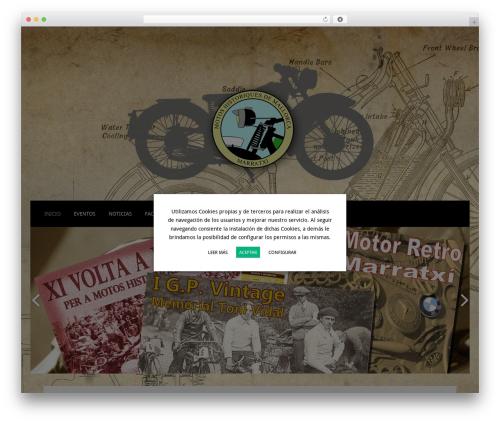 WP template Motif - motoshistoriques.com