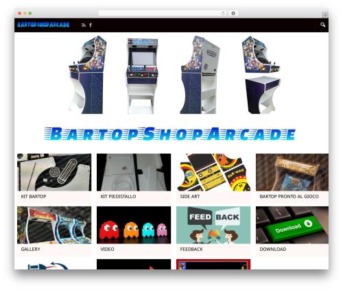 WP theme SSMAG - bartopshop.com