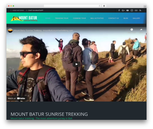 Free WordPress WP SEO HTML Sitemap plugin - mountbatursunrisetrekking.com