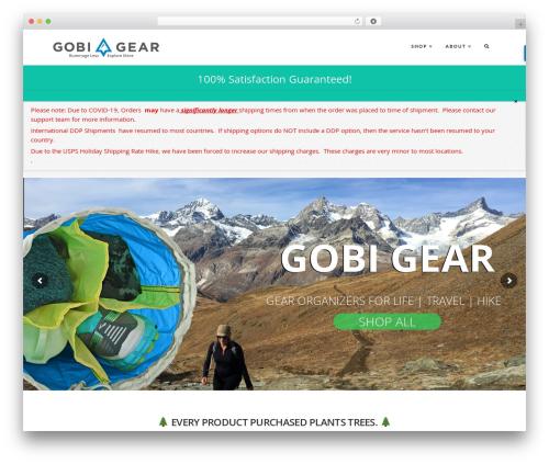 Free WordPress Slick Sitemap plugin - gobigear.com