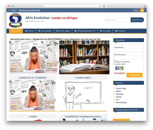 Education Hub theme free download - afrique-ae.com