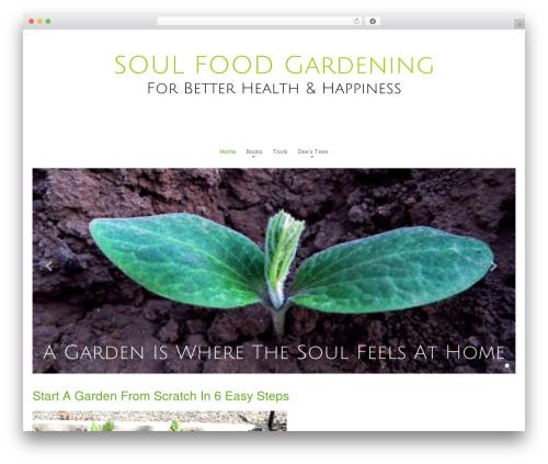 Free WordPress Amazon Product in a Post Plugin plugin - soulfoodgardening.com