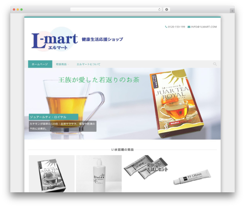 Discovery WordPress theme free download - 1lmart.com