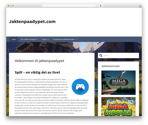 Sixty free WordPress theme - jaktenpaadypet.com