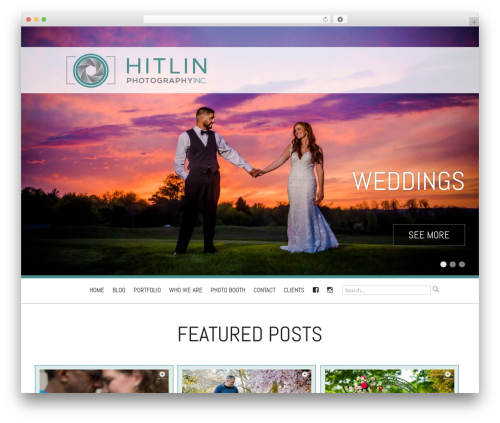 Wall Street best WordPress gallery - hitlinphoto.com