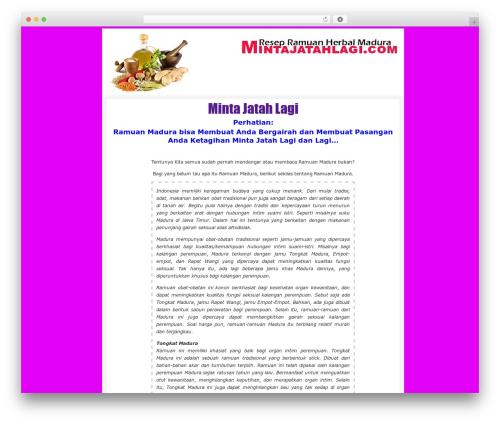Free WordPress Top 10  – Popular posts plugin for WordPress plugin - mintajatahlagi.com