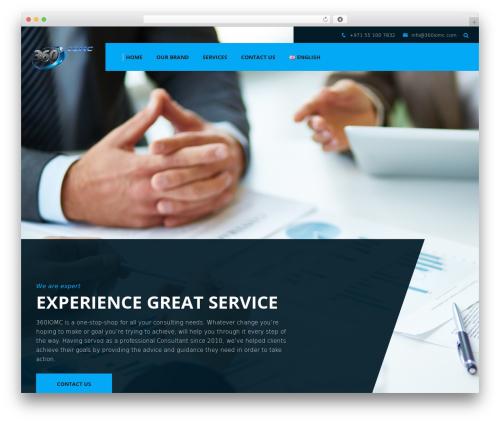 WP template Consult - 360iomc.com