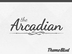 Arcadian Child Theme WordPress theme