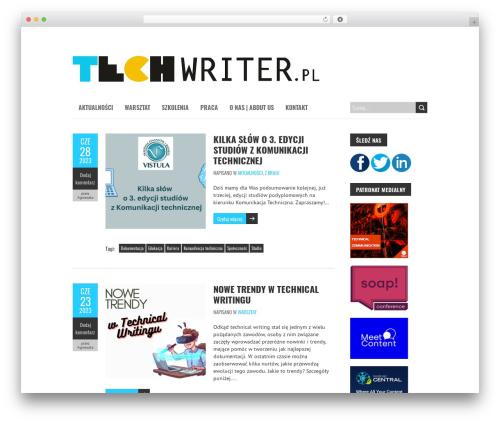 Free WordPress Enlighter – Customizable Syntax Highlighter plugin - techwriter.pl