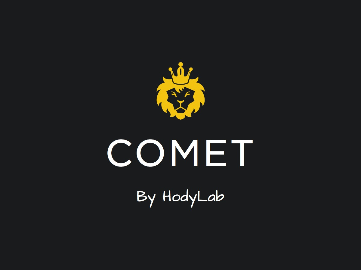 Comet WP Child WordPress template