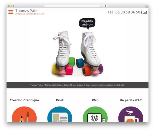 Template WordPress JointsWP - Sass - tom-web.fr