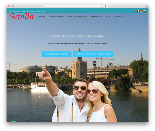 Free WordPress WP-PageNavi plugin - turismoensevilla.com