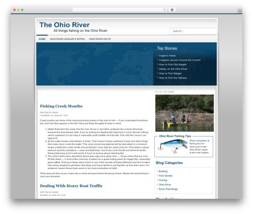TerranTribune Wordpress Theme theme WordPress - theohioriver.com