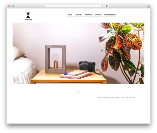 The Retailer WordPress theme - tomada.lu