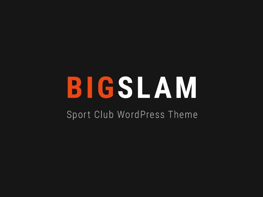 WP template BigSlam