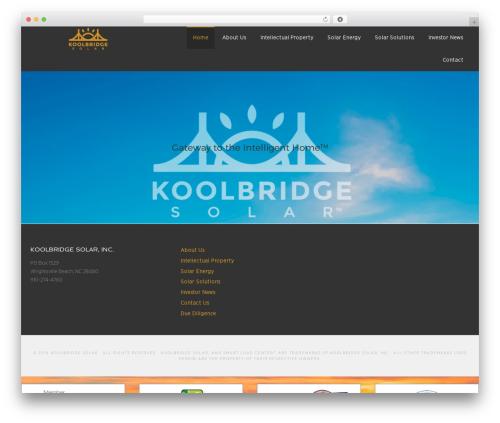Free WordPress WordPress Gallery MaxGalleria plugin - koolbridgesolar.com