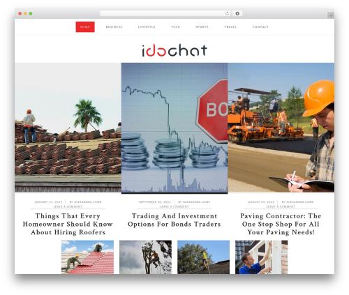 Cookd Pro Theme best WordPress theme - idochat.com