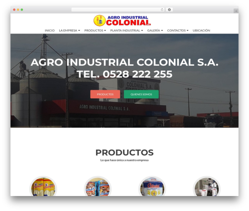 Free WordPress Boxers and Swipers plugin - agroindustrialcolonial.com