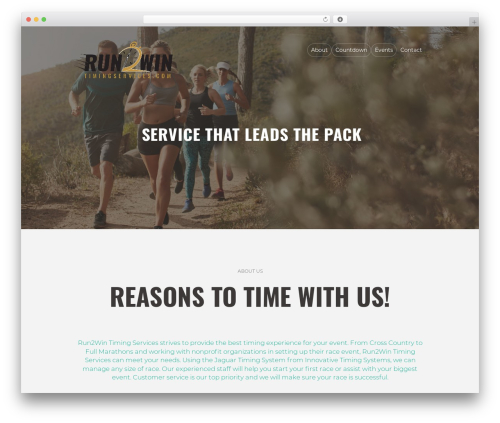 Template WordPress RunCrew - run2wintimingservices.com